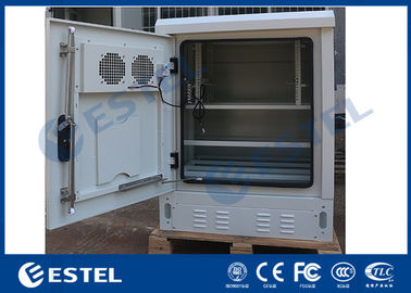 Double Wall Base Station Outdoor Telecom Cabinet IP55 PEF Heat Insulation